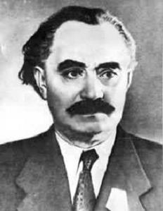 Gheorghi Mihailov Dimitrov (n. 18 iunie 1882 - d. 2 iulie 1949) politician bulgar, lider al partidului comunist și din principalii activiști ai Cominternului. A fost primul ministru al Bulgariei intre anii 1945 - 1949 - foto - en.wikipedia.org