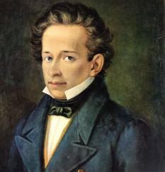 Giacomo Taldegardo Francesco di Sales Saverio Pietro Leopardi (June 29, 1798 – June 14, 1837) poet italian - foto - it.wikipedia.org
