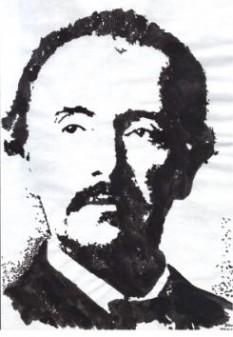 Heinrich Schliemann (n. 6 ianuarie 1822 - d. 26 decembrie 1890) arheolog german - foto - ro.wikipedia.org