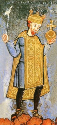 Henric al III-lea (n. 28 octombrie 1017, d. 5 octombrie 1056, Bodfeld, Harz), numit cel Negru sau cel Pios, este cel de al doilea membru al familiei de Sfinți Împărați Romani Salici -  foto - ro.wikipedia.org