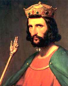 Hugo Capet  (iarna 941 - 24 octombrie 996) a fost Dux Francorum din 956 până în 987 și rege al Franței din 987 până în 996. - foto - ro.wikipedia.org