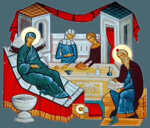 Nașterea Sfântului Ioan Botezătorul (Sânzienele – Drăgaica) - foto: doxologia.ro