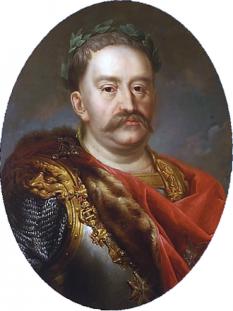 Ioan al III-lea Sobieski (poloneză Jan III Sobieski) (17 august 1629 - 17 iunie 1696) rege al federației polono-lituaniene din anul 1674 până la moartea sa - foto - ro.wikipedia.org