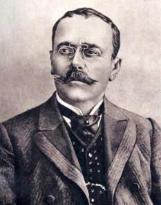 Ion Luca Caragiale (n. 1 februarie S.N. 13 februarie 1852, Haimanale, județul Prahova, Țara Românească, astăzi I. L. Caragiale, județul Dâmbovița, România – d. 9 iunie 1912, Berlin) a fost un dramaturg, nuvelist, pamfletar, poet, scriitor, director de teatru, comentator politic și ziarist român. Este considerat a fi cel mai mare dramaturg român și unul dintre cei mai importanți scriitori români. A fost ales membru post-mortem al Academiei Române - foto: ro.wikipedia.org