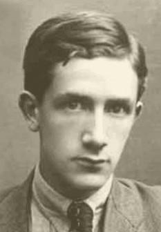 Ion Vinea (pseudonimul literar al lui Ion Eugen Iovanaki, n. 17 aprilie 1895, Giurgiu – d. 6 iulie 1964, București), poet român în vecinătatea mișcării literare de avangardă - foto: poeziile.com