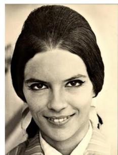 Irina Petrescu (n. 19 iunie 1941, București - d. 19 martie 2013, București) actriță română de teatru, radio, televiziune, voce și film - foto - cinemagia.ro