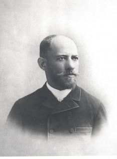 Julius Popper (n. 15 decembrie 1857, București - d. 5 iunie 1893, Buenos Aires) inginer, cartograf și explorator român de etnie evreiască - foto: ro.wikipedia.org