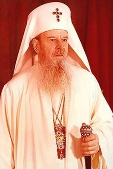Iustin Moisescu (n. 5 martie 1910, Cândești, Argeș — d. 31 iulie 1986, București) al patrulea patriarh al Bisericii Ortodoxe Române (1977-1986) - foto: cersipamantromanesc.wordpress.com