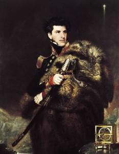 Sir James Clark Ross (n. 15 aprilie 1800, Londra – d. 3 aprilie 1862 la Aylesbury) navigator și explorator englez - foto - ro.wikipedia.org