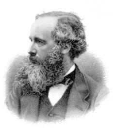 James Clerk Maxwell (n. 13 iunie 1831, Edinburgh, d. 5 noiembrie 1879, Cambridge) fizician teroretician scoțian, autorul unui set de ecuații care descriu legile de bază ale electrotehnicii -  foto - ro.wikipedia.org