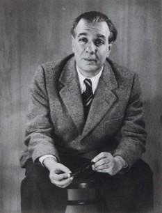 Jorge Luis Borges (n. 24 august 1899 la Buenos Aires - d. 14 iunie 1986 la Geneva, Elveția; de fapt Jorge Francisco Isidoro Luis Borges Acevedo) a fost unul dintre cei mai importanți scriitori ai secolului al XX-lea. Romancier, poet, eseist argentinian - foto - ro.wikipedia.org