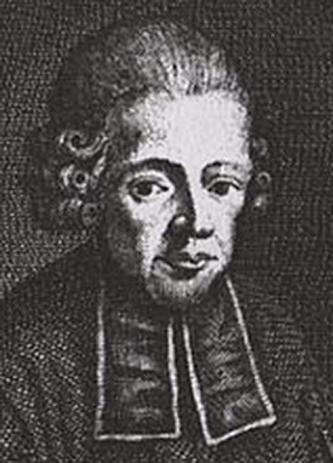 Joseph Stepling (29 iunie 1716, Regensburg - 11 iulie 1778, Praga) a fost un astronom, fizician și matematician ceh de origine germană - foto: getsemany.cz