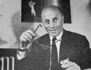 László József Bíró (29 September 1899 – 24 October 1985) jurnalist maghiar, a inventat stiloul cu bila - foto - en.wikipedia.org