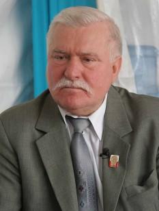 Lech Wałęsa ( n. 29 septembrie 1943) om politic, lider sindical și activist pentru drepturile omului din Polonia - foto - ro.wikipedia.org
