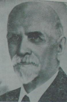 Ludovic Mrazek (n. 17 iulie 1867, Craiova; d. 9 iunie 1944, București) om de știință român, specialist în geologie și în exploatarea petrolului, membru al Academiei Române - foto - ro.wikipedia.org