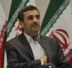 Mahmoud Ahmadinejad ( born 28 October 1956) - preşedinte al Iranului - foto - en.wikipedia.org