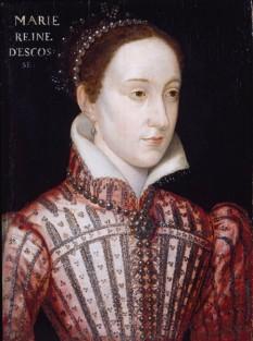 Maria Stuart, cunoscută în literatura engleză de specialitate sub numele de Mary I of Scotland (Mary I a Scoției) sau de Mary, Queen of Scots (Mary, Regina scoțienilor) (n. 8 decembrie 1542 — d. 8 februarie 1587), a devenit regină a Scoției în 1542, pe când avea doar o săptămână. Mary a decedat prin decapitare în Anglia, după o lungă încarcerare în Turnul Londrei, fiind acuzată de conspirație și trădare împotriva verișoarei sale Regina Elisabeta I a Angliei. Datorită acuzațiilor, judecății și condamnării sale, respectiv a sfârșitului său, a ajuns să fie cunoscută ca una dintre monarhii cu cel mai tragic destin din istorie - foto: ro.wikipedia.org