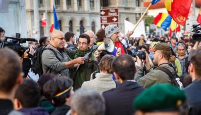 Marius Vintilă, #8 Marș pentru Roșia Montană - foto - facebook.com