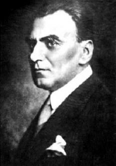 Nicolae C. Ionescu (mai cunoscut ca Nae Ionescu, n. 16 iunie 1890, Brăila - d. 15 martie 1940, București) filozof, logician, pedagog și jurnalist român - foto - ro.wikipedia.org