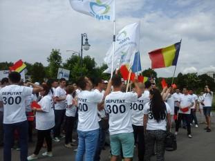 Organizaţia de Tineret PMP - foto - facebook.com/PMPBucuresti.Pagina.Oficiala