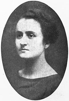 Otilia Cazimir (Alexandrina Gavrilescu - n. 12 februarie 1894, Cotu Vameș, județul Neamț - d. 8 iunie 1967, Iași) scriitoare, poetă, traducătoare și publicistă română, supranumită poeta sufletelor simple, fiind cunoscută ca autoare de versuri pentru copii - foto: ro.wikipedia.org