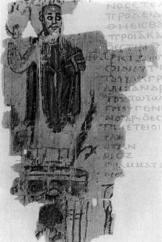 Papa Teodosie I al Alexandriei, ultimul patriarh al Alexandriei recunoscut de împăratul Iustinian I și de Biserica Ortodoxă Răsăriteană - foto - cersipamantromanesc.wordpress.com