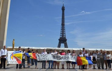 Diaspora Paris-Franța - foto - infoprut.ro