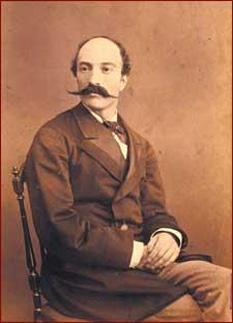 Petre P. Carp (n. 29 iunie 1837, Iași - d. 19 iunie 1919, Țibănești, județul Iași) a fost un politician român, membru marcant al Partidului Conservator - foto: ro.wikipedia.org