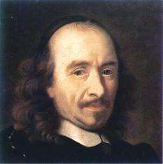 Pierre Corneille (n. 6 iunie 1606, d. 1 octombrie 1684) scriitor francez, unul dintre cei trei mari dramaturgi francezi ai secolului al XVII-lea, alături de Molière și Racine - foto - ro.wikipedia.org