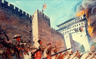 Răscoala boxerilor sau Revolta boxerilor ori Rebeliunea boxerilor a fost o mișcare xenofobă și anticreștină violentă, petrecută în China la sfârșitul dinastiei Qing, între anii 1898 și 1900 - foto - ro.wikipedia.org