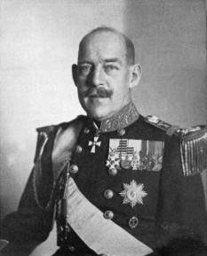 Constantin I (n. 2 august 1868; d. 11 ianuarie 1923) rege al Greciei din 1913 până în 1917 și din 1920 până în 1922 - foto - ro.wikipedia.org