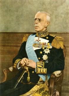 Gustav al V-lea (Oscar Gustav Adolf) (16 iunie 1858 – 29 octombrie 1950) rege al Suediei din 1907 până la moartea sa - foto - ro.wikipedia.org