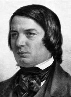 Robert Schumann (n. 8 iunie 1810 - d. 29 iulie 1856) compozitor și pianist german, unul dintre cei mai celebri compozitori romantici ai primei jumătăți a secolului XIX -  foto - ro.wikipedia.org