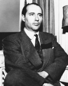 Roberto Rossellini (n. 8 mai 1906, Roma - d. 3 iunie 1977, Roma) regizor italian de film și televiziune - foto - en.wikipedia.org