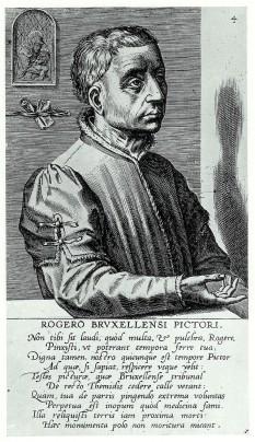 Rogier van der Weyden (1399 or 1400 – 18 June 1464) pictor  flamand - foto - ro.wikipedia.org