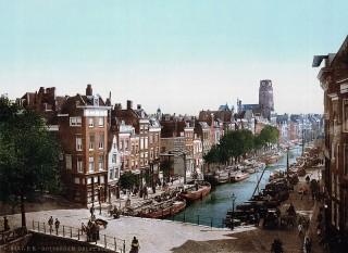 Rotterdam Delfsevaart 1900 - foto - bankingtech.com