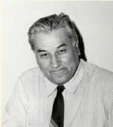 Sergiu Rădăuțanu (n. 17 iunie 1926 – d. 6 martie 1998) om de știință, specialist în domeniul fizicii și chimiei materialelor semiconductoare, organizator și primul rector al Universității Tehnice din Chișinău - foto - ro.wikipedia.org