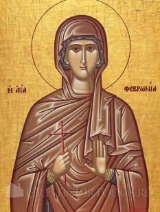 Sf. Mare Mc. Fevronia - foto - crestinortodox.ro