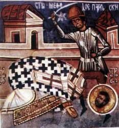 Sfântul Sfințit Mucenic Metodie, Episcopul Patarelor. Prăznuirea lor de către Biserica Ortodoxă se face la data de 20 iunie - foto: calendar-ortodox.ro