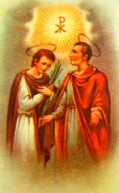 Ss. Ioan şi Paul - foto - sfinticatolici.ro