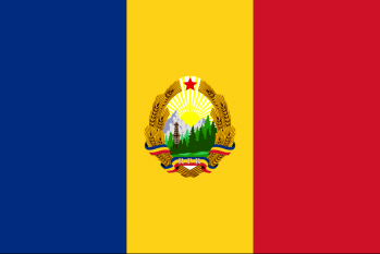 Steagul Republicii Socialite România (1865 - 1989) - foto - stiri.tvr.ro