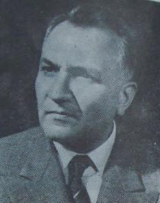 Theodor Burghele (n. 12 februarie 1905, Iași - d. 3 iunie 1977, București) reputat medic chirurg și urolog, membru titular și președinte al Academiei Române - foto - ro.wikipedia.org