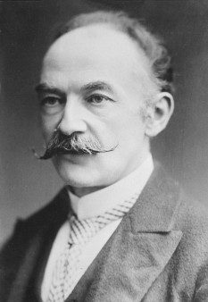 Thomas Hardy (2 June 1840 – 11 January 1928), criitor - foto - en.wikipedia.org