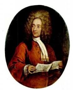 Tomaso Giovanni Albinoni (* 8 iunie 1671 Veneția; † 17 ianuarie 1751 Veneția ) compozitor și violonist italian - foto - ro.wikipedia.org