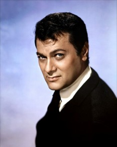 Tony Curtis (născut Bernard Schwartz la 3 iunie 1925 – d. 29 septembrie 2010) actor evreu-american de film - foto - hollywood-star.gq