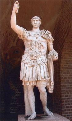 Marcus Ulpius Nerva Traianus (n. 18 septembrie 53, Italica Santiponce, d. 9 august 117 Selinus Cilicia), Împărat Roman între 98-117 a fost al doilea dintre cei așa-ziși cinci împărați buni ai Imperiului Roman (dinastia Antoninilor) și unul dintre cei mai importanți ai acestuia. În timpul domniei sale, imperiul a ajuns la întinderea teritorială maximă - foto: libertatea.ro