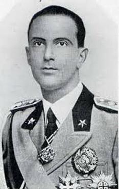 Umberto II, born Umberto Nicola Tommaso Giovanni Maria di Savoia, occasionally anglicised as Humbert II (15 September 1904 – 18 March 1983) - foto - cersipamantromanesc.wordpress.com