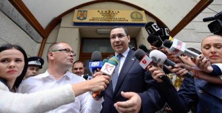 Victor Ponta urmărit penal - foto - digi24.ro
