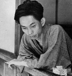Yasunari Kawabata (n. 14 iunie 1899 - d. 16 aprilie 1972) prozator japonez - foto - ro.wikipedia.org