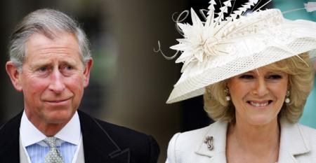 Prinţului Charles si Camilla Parker Bowles - foto - mediafax.ro